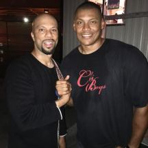 Vince Adams and Common - AAAH Fest 2016